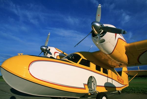 Grumman Goose Aircraft